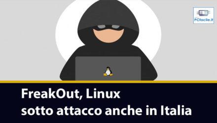 FreakOut, Linux sotto attacco anche in Italia