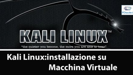 Cos'è Kali Linux, i suoi utilizzi e come installarlo su una macchina virtuale.
