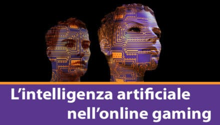 L'intelligenza artificiale nell'online gaming