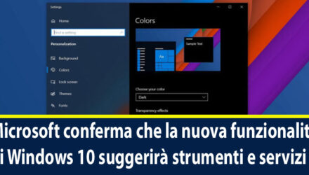 L'app Microsoft Tips evidenzierà anche nuove funzionalità