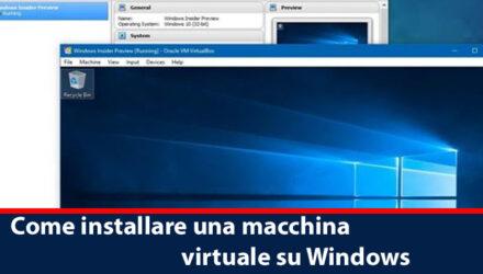 maccina virtuale