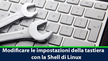 tastiera linux