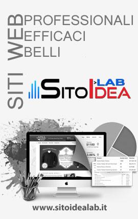 sitoidea lab- realizzazione siti web